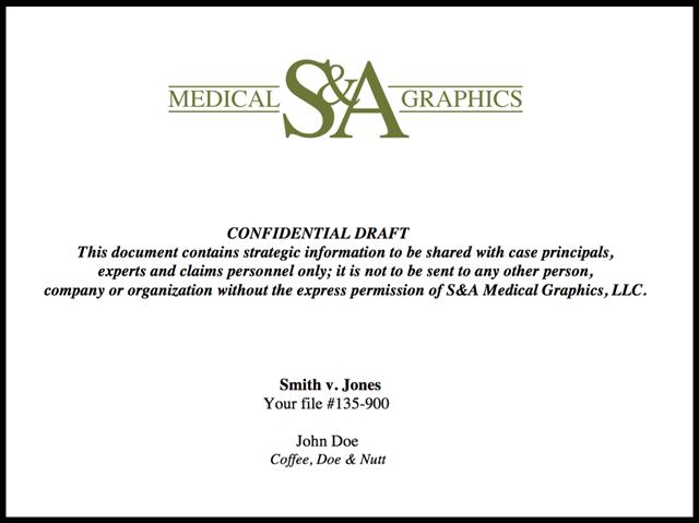 Medical Illustration Exhibit Proposal Sample