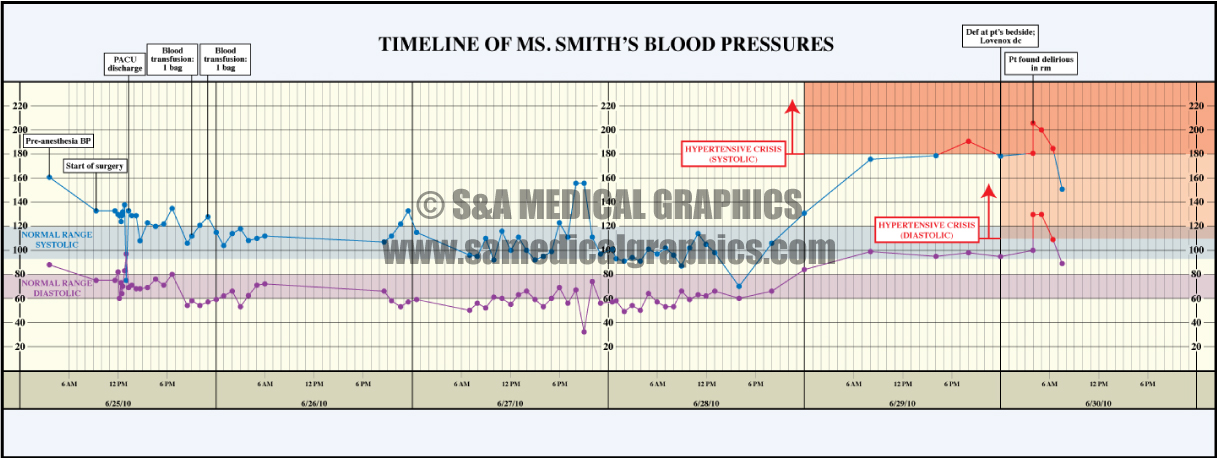 Medical Illustration Extended Timeline